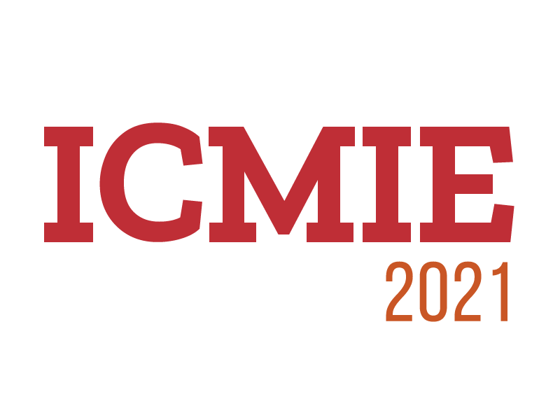 10TH INTERNATIONAL CONFERENCE ON MECHANICS AND INDUSTRIAL ENGINEERING (ICMIE'20)